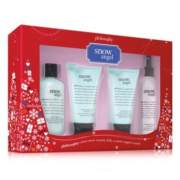 philosophy snow angel 4-piece set (Limited Edition) | Nordstrom
