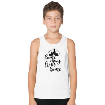Home Away From Home Kids Tank Top