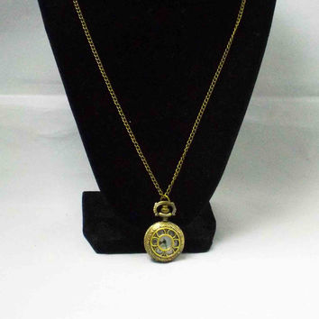 Ladies Pocketwatch Pendant