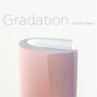 Gradation Sticky Note