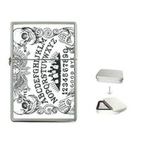 White and Black Ouija Board Zippo like Lighter by Shayne of the Dead