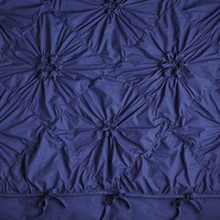 Indigo Savannah Duvet Cover - Full/Queen