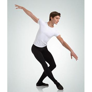 Body Wrappers Men's Convertible Foot Dance Tight