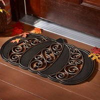 Pumpkin Doormat | Kirklands