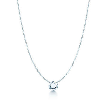 Tiffany & Co. - Elsa Peretti®:Two Carat Pendant