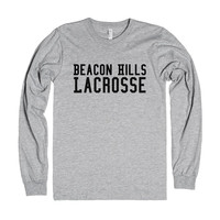 Beacon Hills Lacrosse Long Sleeve Tee