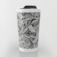Inky \\ Travel Mug by DuckyB (Brandi)
