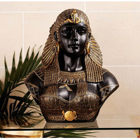 Park Avenue Collection Neoclassical Cleopatra Bust