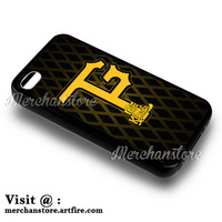 Wiz Khalifa Taylor Gang TG Logo iPhone 4 or 4S Case Cover
