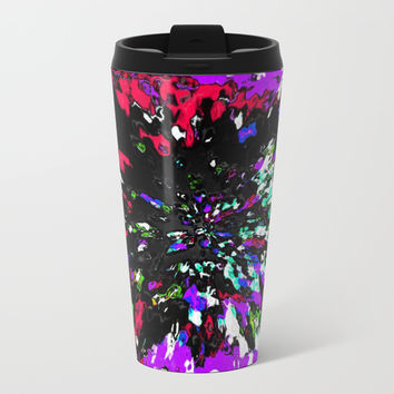 Emission Metal Travel Mug by Phinilez