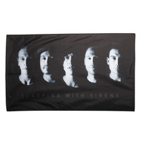 Sleeping With Sirens Album Cover Banner