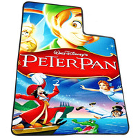 Peter Pan d8f6be24-c452-4367-bb49-9fa24381ae94  for Kids Blanket, Fleece Blanket Cute and Awesome Blanket for your bedding, Blanket fleece *AD*
