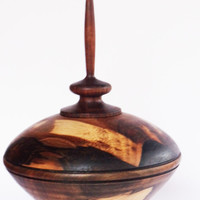 Wooden urn, Cremation urn, Walnut urn, Wood Pet Urn