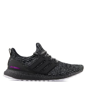 Adidas UltraBOOST Breast Cancer Awareness Sneaker in Black