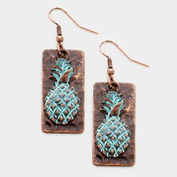 Pineapple Gypsy Earrings