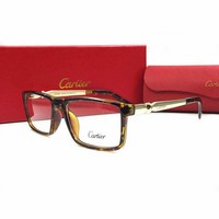 DCCK7HE Perfect Cartier Women Fashion Popular Shades Eyeglasses Glasses Sunglasses
