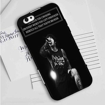 Drown Bring Me The Horizon iPhone Case