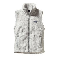 Patagonia Women's Los Gatos Fleece Vest | Tailored Grey