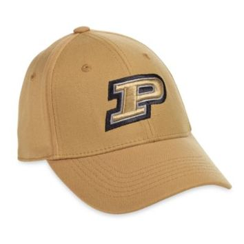 Purdue University One-Size Adult Fitted Hat