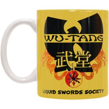 Wu Tang Clan Coffee Mug