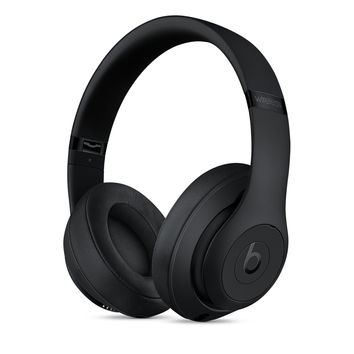 Beats Studio3 Wireless Over‑Ear Headphones - Shadow Gray