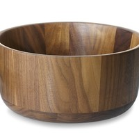 McLeod Farmhouse Walnut Serve Bowl