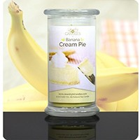 Jewelry in Candles Candle ~~ Banana Cream Pudding
