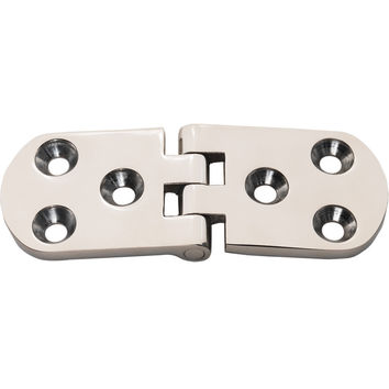 "Whitecap Flush Mount Hinge 316 Stainless Steel 4"" x 1-1/2"" 6160 6160"