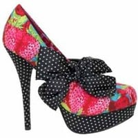 Iron Fist Womens Indecent Obession Platforms Shoes