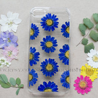 iPhone 5 Case, iPhone 5s Case, iPhone 5c Case, iPhone 6 Case, iPhone 6 Plus Case, iPhone 6 Cases, iPhone 5 Cases, Pressed Flower Phone Case