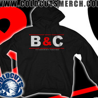 """Balance and Composure """"Troubled Mind"""" Hoodie 