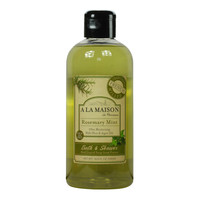A La Maison Shower Gel - Rosemary Mint - 16.9 oz