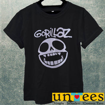 Low Price Men's Adult T-Shirt - Gorillaz Logo design