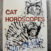 Pet Astrology Cat Horoscopes by Genia by SodaFountainParty on Etsy