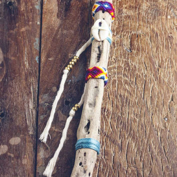 Shell Gypsy Wand