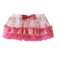 Baby Starters Floral Tutu - Baby Girl