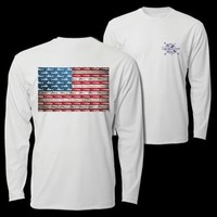 Southern Cross Apparel American Flag and Release