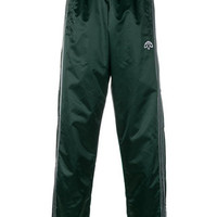 Adidas Originals By Alexander Wang Stripe Detail Tracksuit Bottoms - Farfetch