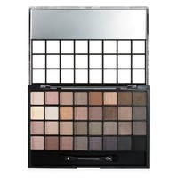 e.l.f. Eyeshadow 32 Piece Palette, Natural