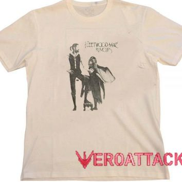 Fleetwood Mac Cream T Shirt Size S,M,L,XL,2XL,3XL