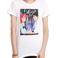 Disney The Little Mermaid Kiss The Girl Girls T-Shirt