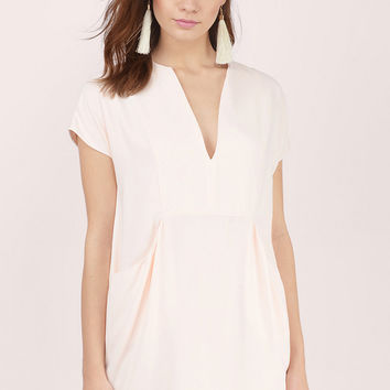 Current Affairs Cocoon Dress