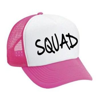 Women's Snapback Hat Squad Bachelorette party Wedding Clothing Bride