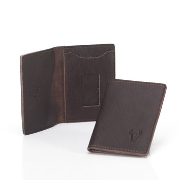 Men Leather Ladies Leather Case Card Holder [9026287107]
