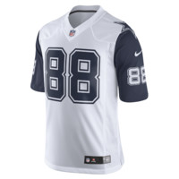Nike NFL Dallas Cowboys (Dez Bryant) Men's Football Color Rush Limited Jersey