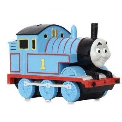Thomas the train piggy bank from bed bath beyond piggy banks - Train piggy banks ...