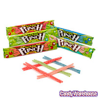 Sour Punch Straws 2-Ounce Packs: 24-Piece Box