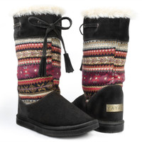 Winter Boots - Alpine Black  ** FINAL SALE **