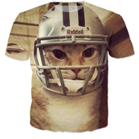 Rage kitty football