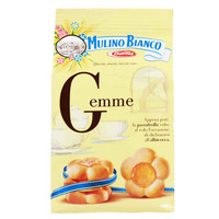 Gemme Biscuits with Apricot Jam by Mulino Bianco 7 oz